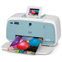 Hewlett Packard PhotoSmart A530 printing supplies