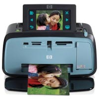 Hewlett Packard PhotoSmart A626 printing supplies