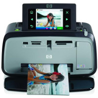 Hewlett Packard PhotoSmart A636 printing supplies