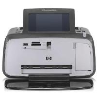 Hewlett Packard PhotoSmart A640 printing supplies