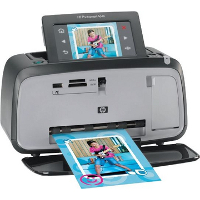 Hewlett Packard PhotoSmart A646 printing supplies