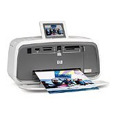 Hewlett Packard PhotoSmart A710 printing supplies