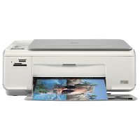 Hewlett Packard PhotoSmart C4345 printing supplies