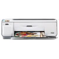 Hewlett Packard PhotoSmart C4480 consumibles de impresión