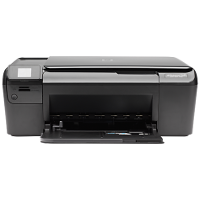 Hewlett Packard PhotoSmart C4610 consumibles de impresión