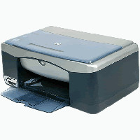 Hewlett Packard PSC 1350v printing supplies