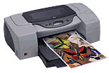 Hewlett Packard Color InkJet CP1700 printing supplies