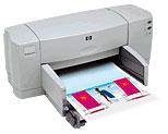 Hewlett Packard DeskJet 845c printing supplies