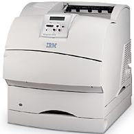 IBM InfoPrint 1372 printing supplies