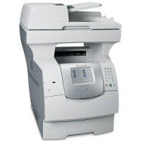 IBM InfoPrint 1650 MFP printing supplies