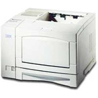 IBM Network Printer 17 printing supplies