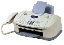 Brother IntelliFax 1820c Fax printing supplies