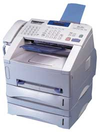 Brother IntelliFax 5750e printing supplies