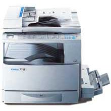 Konica Minolta 7115 printing supplies
