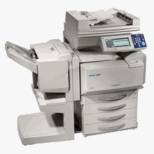 Konica Minolta 8031 printing supplies