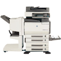 Konica Minolta bizhub C351 printing supplies
