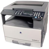 Konica Minolta bizhub 162 printing supplies