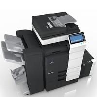 Konica Minolta bizhub 224e consumibles de impresión