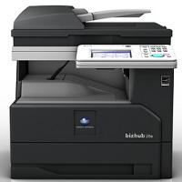 Konica Minolta bizhub 25e printing supplies