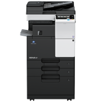 Konica Minolta bizhub 287 printing supplies