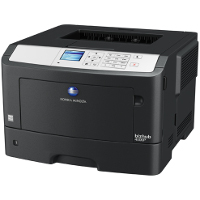 Konica Minolta bizhub 4000p printing supplies