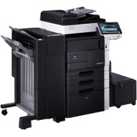Konica Minolta bizhub 501 printing supplies