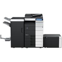 Konica Minolta bizhub 554e printing supplies