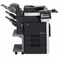 Konica Minolta bizhub C353 printing supplies