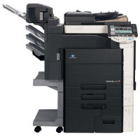 Konica Minolta bizhub C451 printing supplies