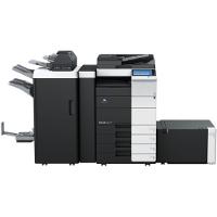Konica Minolta bizhub C554 printing supplies