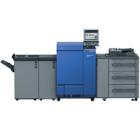 Konica Minolta bizhub PRESS C1100 printing supplies
