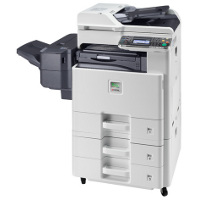 Kyocera Mita FS-C8025MFP consumibles de impresión