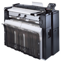 Kyocera Mita KM-4850 printing supplies