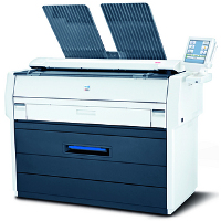 Kyocera Mita TASKalfa 4820w printing supplies