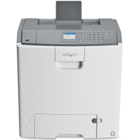 Lexmark C746dn printing supplies