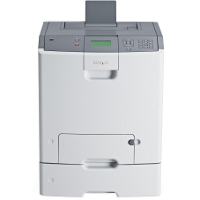 Lexmark C746dtn printing supplies