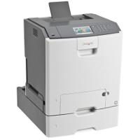 Lexmark C748dte printing supplies
