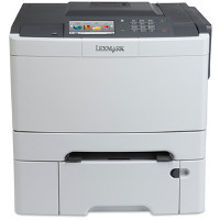 Lexmark CS510dte printing supplies