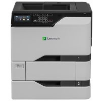 Lexmark CS720dte printing supplies