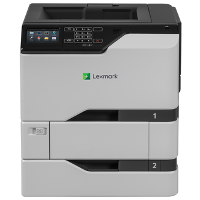Lexmark CS725dte printing supplies