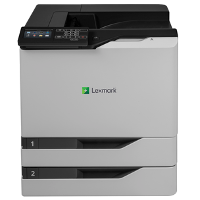 Lexmark CS820dte printing supplies