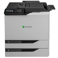 Lexmark CS820dtfe printing supplies