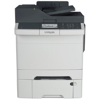 Lexmark CX410dte printing supplies