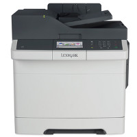 Lexmark CX410e printing supplies
