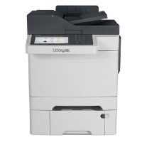 Lexmark CX510dthe printing supplies