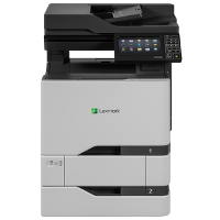 Lexmark CX725dthe printing supplies