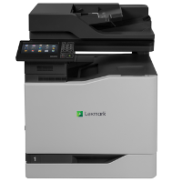 Lexmark CX820de printing supplies