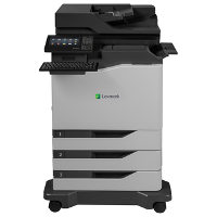 Lexmark CX820dtfe printing supplies