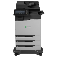 Lexmark CX825dtfe printing supplies