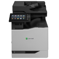 Lexmark CX860de printing supplies